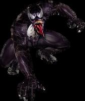 Spider-Verse: Venom - Transparent! by Camo-Flauge