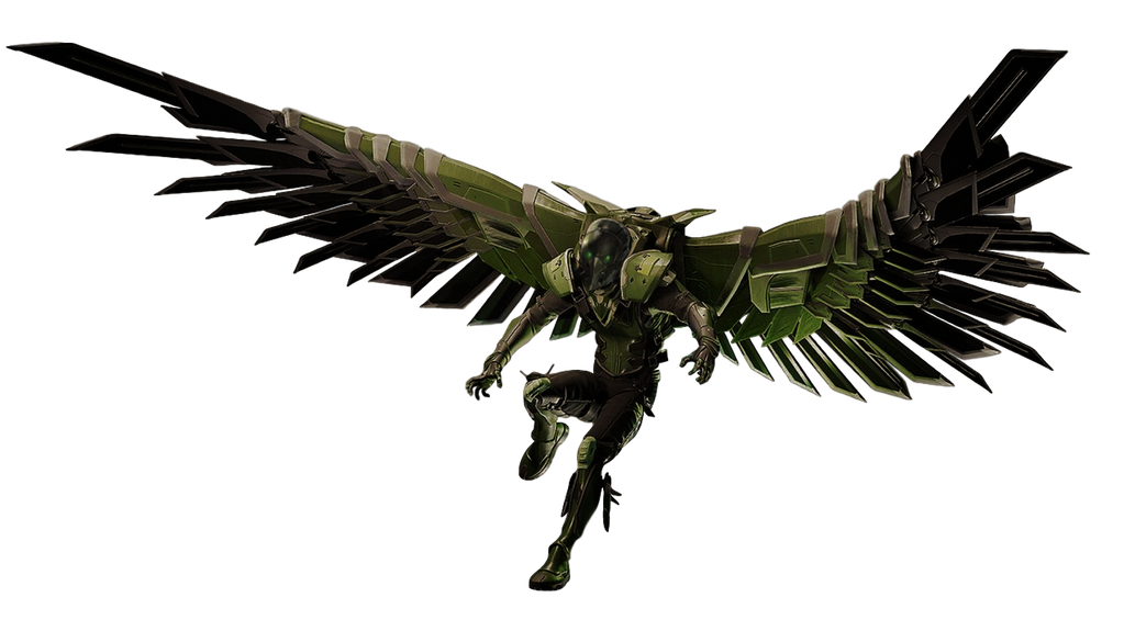 Vulture - Transparent! by Camo-Flauge