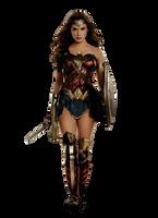 Wonder Woman - Transparent! by Camo-Flauge