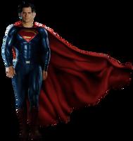 Superman - Transparent! by Camo-Flauge