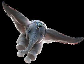 Disney's Dumbo (2) - Transparent! by Camo-Flauge