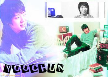 Yoochun by cho9