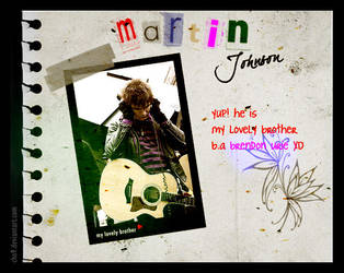 martin johnson by cho9