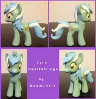 Lyra HeartStrings by Nsomniotic