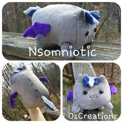 Batpony by Nsomniotic