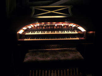 L'organe theatre de Baldwin by Beacon515L