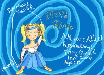 My Dizzy Blonde ID by xxDizzyBlondexx