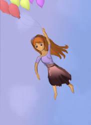 Away with the fairies... by xxDizzyBlondexx
