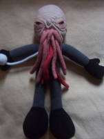 OOD PLUSHIE DOCTOR WHO by Victim-RED