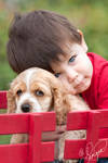 Child portrait 3 by ForeverCreative