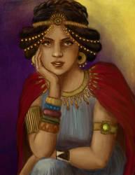 Queen of Sheba by Tadarida