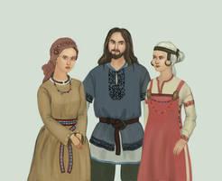 Slavic (c. 900) by Tadarida