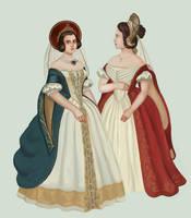 Russia 1840 (court) by Tadarida