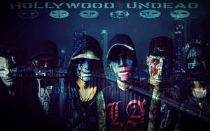 hollywood undead wallpaper by zinnet556