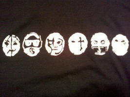 Hollywood Undead shirt by zinnet556