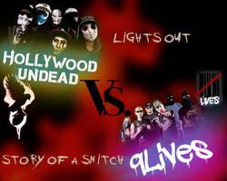 HU vs. Deuce 9 Lives by zinnet556