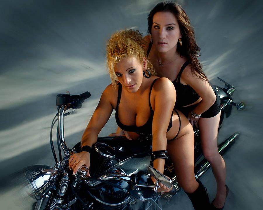 Biker Girls 2 By Chunydia On DeviantArt