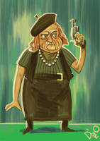 Old Lady from the Goonies by mendigo-amigo