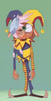 Another Jester by mendigo-amigo