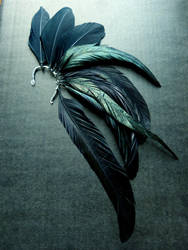 Death Wings by Acorny-Creatures