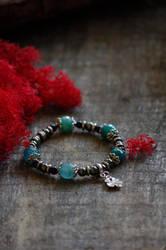 Jade Bracelet by Acorny-Creatures