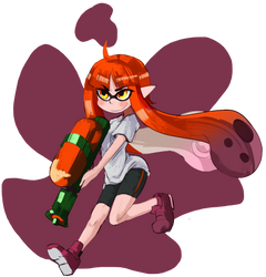 Inkling by Miamelly