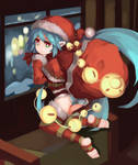 Melly Christmas by Miamelly