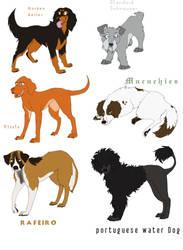 Dogs by Nainu