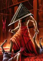 Thy own Reaper by oleolah