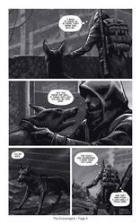 The Scavenger pg3 by oleolah