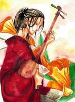 Art trad - Kamon by plumy