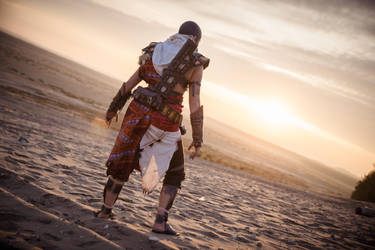 Bayek of Siwa /Assassin's Creed: Origins cosplay by Blink005