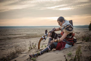 Rest /Assassin's Creed: Origins cosplay by Blink005