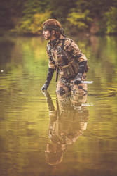 What a thrill/MGS3/ Naked Snake Cosplay by Blink005
