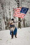 In the name of liberty/ AC3/ Connor Kenway cosplay by Blink005