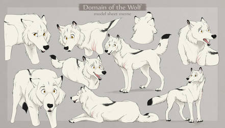 DotW   Fitu  Model Sheet MSE by FrostedCanid