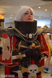 Sister of Battle 1 - Kitacon 2015 by AbyssalSpectar