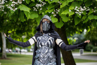Nightingale Armour - Praise Nocturnal by AbyssalSpectar