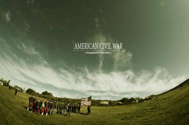 American Civil War by qcamera