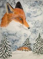 Lady Winter by Woodswallow