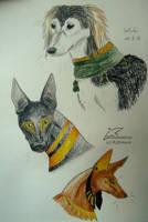 Scribbles by Woodswallow