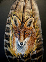 Circle of life - fox by Woodswallow