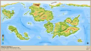 Map of Proserpina by ImDeadPanda