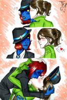 First Kisses by mystiquegrl