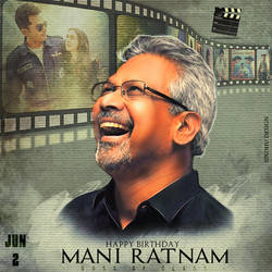Mani Rathnam Birthday DP by SindhuSankar
