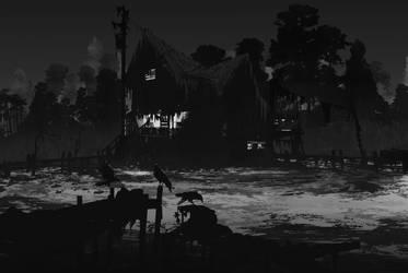 Swamp by ky-hikka