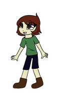 Young Chara by redhead-alex