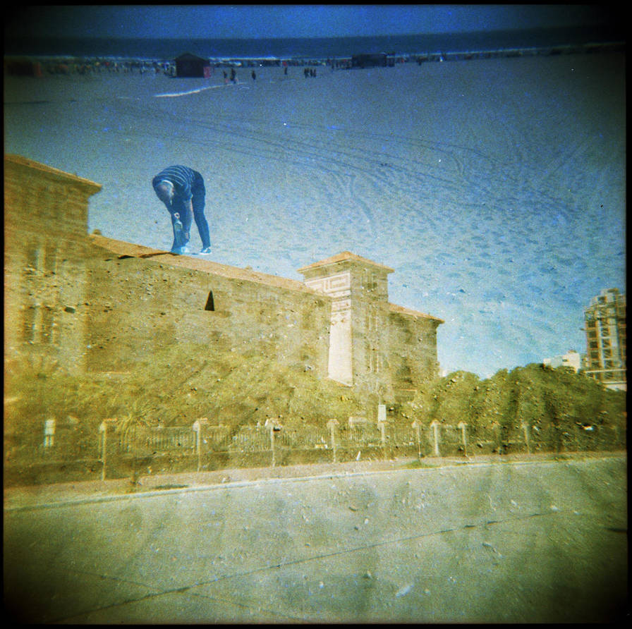 El hombre del tejado by elultimodeseo