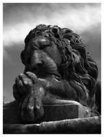 Frozen Lion by elultimodeseo