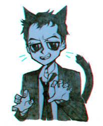 meow by zukich